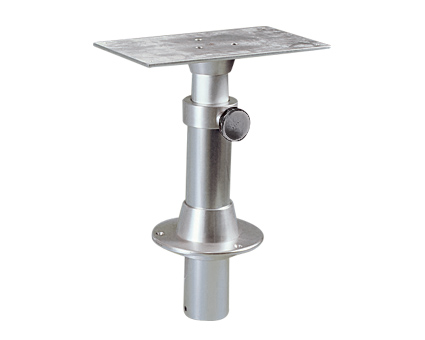 12197 r gas powered through the floor table pedestals for 100s on the table 20s on the floor